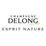 Logo Champagne DELONG Marlène